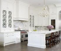Fabulous all white kitchens ideas 42