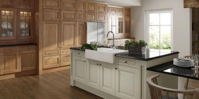 Impressive kitchens with white appliances 09
