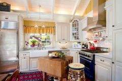 Impressive kitchens with white appliances 28