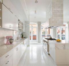 Impressive kitchens with white appliances 29