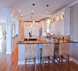 Impressive kitchens with white appliances 33