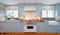 Impressive kitchens with white appliances 37