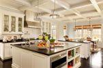 Impressive kitchens with white appliances 39