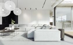 Inspiring minimalist sofa design ideas 24
