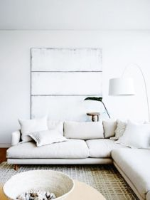 Inspiring minimalist sofa design ideas 40