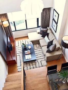 Inspiring small living room apartment ideas 11