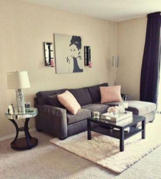 Inspiring small living room apartment ideas 14
