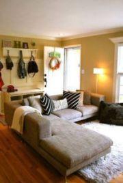 Inspiring small living room apartment ideas 35