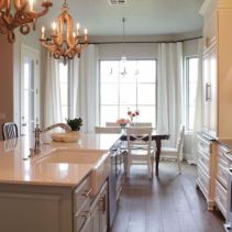 Most popular grey and white kitchen curtains ideas 05