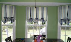 Most popular grey and white kitchen curtains ideas 17
