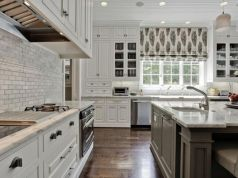 Most popular grey and white kitchen curtains ideas 38