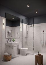 Most popular mid century modern bathroom lighting 02
