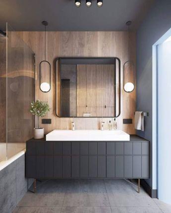 Most popular mid century modern bathroom lighting 13