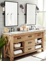 Most popular mid century modern bathroom lighting 17