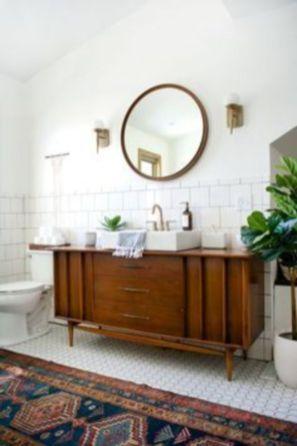 Most popular mid century modern bathroom lighting 25