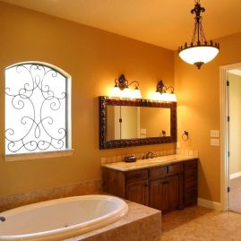Most popular mid century modern bathroom lighting 44