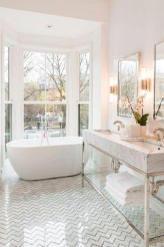 Popular master bathroom design ideas for amazing homes 07
