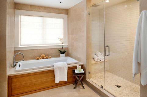 Popular master bathroom design ideas for amazing homes 43