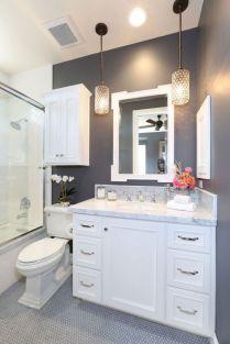 Popular master bathroom design ideas for amazing homes 44