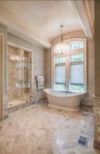 Popular master bathroom design ideas for amazing homes 48
