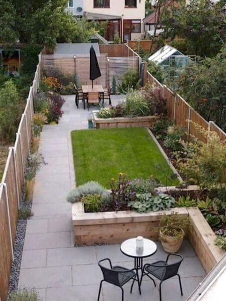 Pretty small backyard ideas you have to know 36
