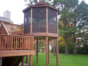 Relaxing gazebo design ideas you can copy 09