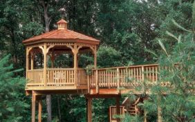 Relaxing gazebo design ideas you can copy 10