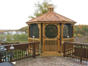 Relaxing gazebo design ideas you can copy 27
