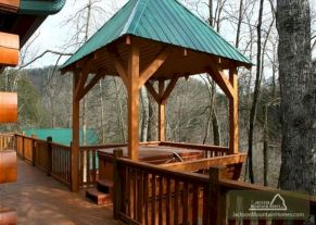 Relaxing gazebo design ideas you can copy 28