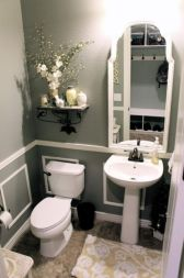 Stunning bathroom mirror decor ideas 48