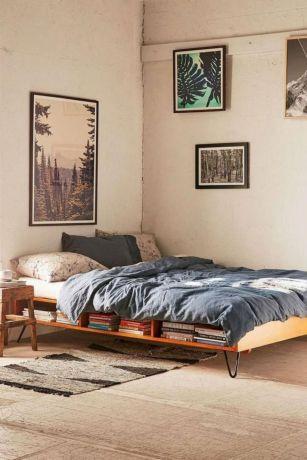 Stunning minimalist bedroom ideas on a budget 43