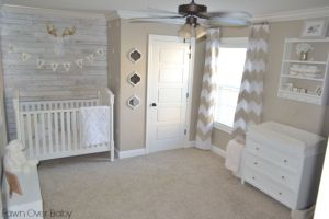 Stylish baby room design and decor ideas 03