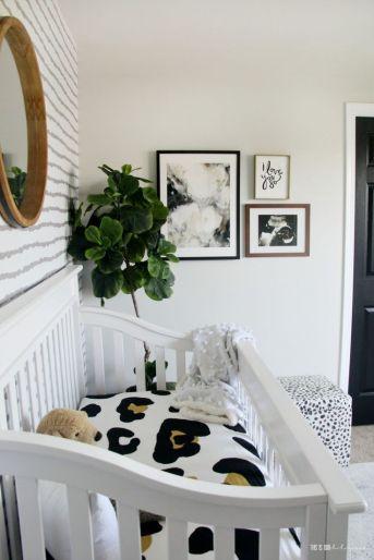 Stylish baby room design and decor ideas 18