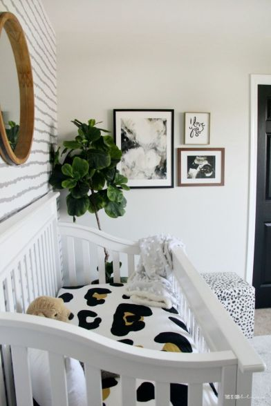 Stylish baby room design and decor ideas 18