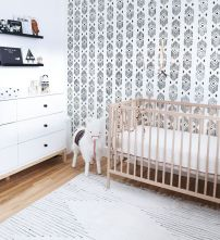 Stylish baby room design and decor ideas 23
