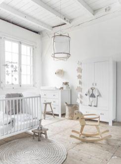 Stylish baby room design and decor ideas 27
