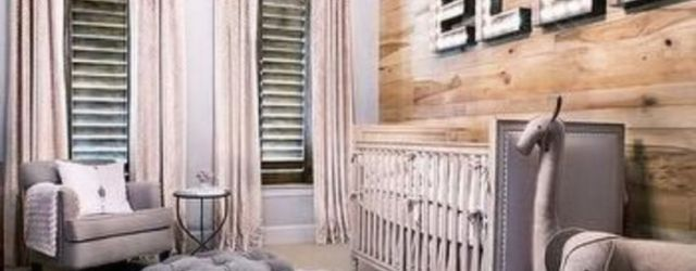 Stylish baby room design and decor ideas 35