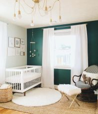 Stylish baby room design and decor ideas 46