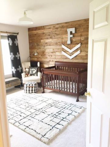 Stylish baby room design and decor ideas 49