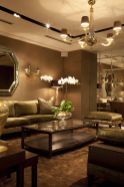 Stylish gold living room design ideas you will love 14