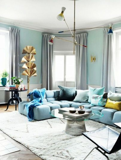 Stylish gold living room design ideas you will love 16