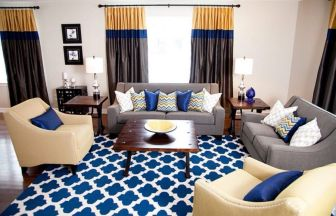 Stylish gold living room design ideas you will love 28