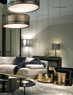 Stylish gold living room design ideas you will love 34