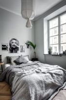 Totally inspiring scandinavian bedroom interior design ideas 36