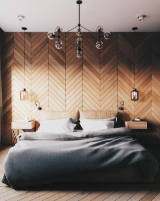 Totally inspiring scandinavian bedroom interior design ideas 37