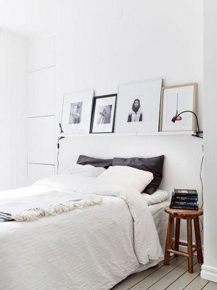 Totally inspiring scandinavian bedroom interior design ideas 38