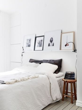 Totally inspiring scandinavian bedroom interior design ideas 38