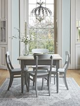 Amazing dinning room ideas with natural farmhouse style 11