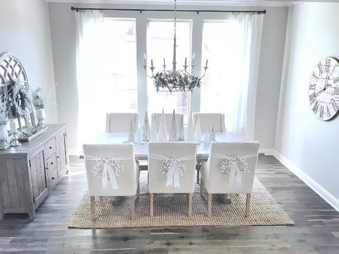 Amazing dinning room ideas with natural farmhouse style 39