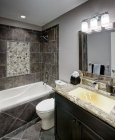 Awesome remodeling small bathroom ideas 42
